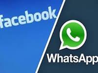 Autorizan compra de whatsapp por Facebook