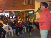 En comuna cinco se cerró la primera semana de 'El Alcalde en su barrio'