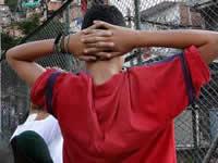 Más del 90% de los menores judicializados en Cundinamarca son de Soacha