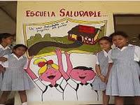 Segundo Concurso Departamental Escuela Saludable