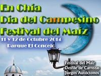 Chía celebrará el Festival del maiz