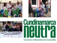 Cundinamarca avanza en reducción de huella de carbono
