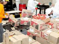 En Mosquera y Madrid 12.000 unidades de licor sin estampilla fueron destruidas