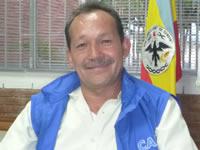 Nuevo  jefe de la CAR provincial Tequendama