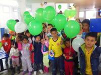 E.S.E celebró semana de receso escolar con los niños de Soacha