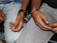 Capturan sujetos luego de hurtar 87 millones de pesos en Soacha