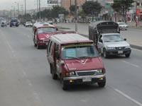 Comienza a notarse reducción del servicio de  transporte en Soacha
