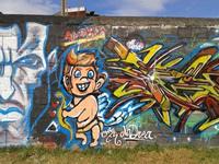 Jóvenes proyectan festival de grafiti en Soacha