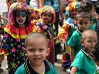 En la comuna tres preparan la fiesta de los niños