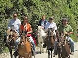 Bojacá celebra con cabalgata sus 477 años