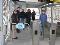 Mal estado de  las estaciones de Transmilenio facilita el actuar de los delincuentes en Soacha