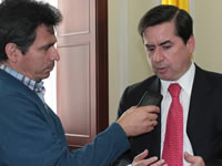 La apuesta del Ministro del Interior para revivir el área metropolitana entre Bogotá y Soacha