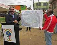 San Martín y La Cristalina se unen a los barrios legalizados de Soacha