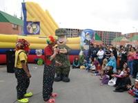 Secretaría de Gobierno celebró el día de los niños