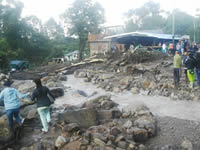 Gobernador Álvaro Cruz  inspeccionará zona de emergencia en Fusagasugá