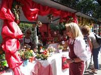 Convocatoria a ferias navideñas para vendedores informales de  Bogotá