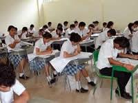 Niños colombianos preparados  para las pruebas SABER 2014