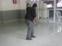 Estudiantes  de Las Villas reciben clases en salones inundados