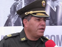 Policía frustra robo de maquinaria pesada