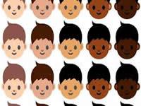 Emoticones de whatsapp serán racialmente incluyentes