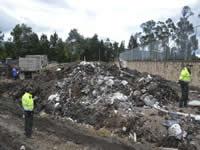 Suba controla delitos ambientales