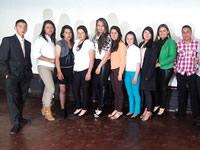 Jóvenes emprendedores de la I.E Eugenio Díaz protagonizaron muestra empresarial