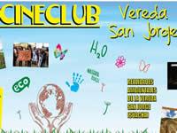 Cine club y campamento en defensa de la vereda San Jorge
