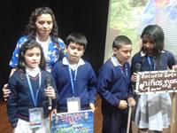 Premio Escuelas Saludable para tres IE del departamento
