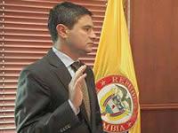 César Rico cuestiona creación de Área Metropolitana Soacha-Bogotá