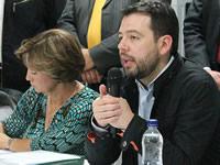 Posturas a favor y en contra del Área Metropolitana dejó  sesión de la comisión de ordenamiento territorial en Soacha