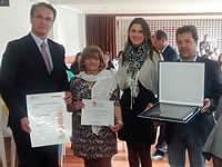 Institución Educativa Ricaurte de Soacha recibe certificación EFQM  de excelencia