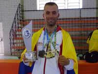 Soachuno se destaca en campeonato Latinoamericano