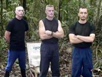 Exguerrillero capturado en Soacha fue extraditado a los EE UU