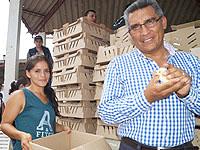 Más de 200 familias iniciarán ideas productivas en el municipio de La Mesa