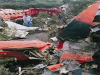 Con un foro se recordará  la memoria de víctimas de avión que cayó en  Soacha