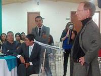 Se inauguró primer observatorio de paz en Soacha