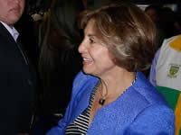 Congresista Betty Zorro es declarada ciudadana ilustre de Soacha