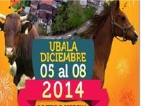 Ya vienen las ferias y fiestas en Ubalá Cundinamarca