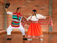 Colombia celebra la navidad con Danza Viva