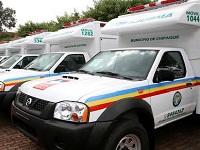 Cundinamarca estrena ambulancias