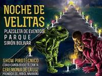 Bogotá cultural en la Noche de las Velitas