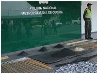 Endurecen controles para frenar ingreso de pólvora desde Venezuela