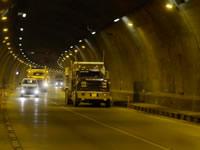 Túnel Boquerón de Girardot empezó a funcionar nuevamente para festivos navideños