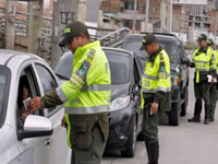 Soacha tendrá cuarenta policías de tránsito