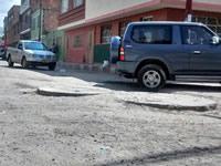 Alerta en Ubaté 1° sector por pésimo estado de sus calles