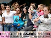 300 bogotanas se graduaron en formación política