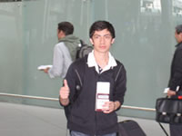 Estudiante de Fómeque participó en La Magna