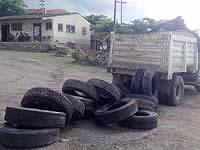CAR recolecta  residuos peligrosos en provincia del Tequendama