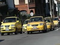 Se levanta pico y placa a taxis en Bogotá