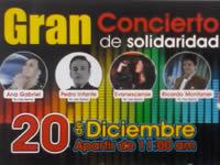 Fundación FOG realizará concierto de solidaridad en Soacha